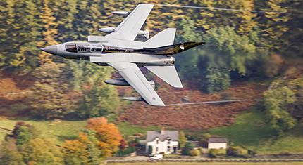 RAF Tornado 31 Squadron 100th Anniversary – Lake District - image