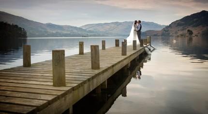 Lake Ullswater Wedding