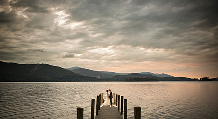Protected: Lodore Falls Hotel Wedding Photography – Ashleigh & Dom - image