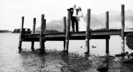 Lucy & Tim – Wedding at Lodore Falls Hotel - image