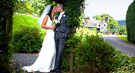Matt & Liz – Broadoaks Country House Hotel – Troutbeck – Windermere - image