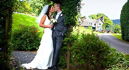 Matt & Liz – Broadoaks Country House Hotel – Troutbeck – Windermere - image