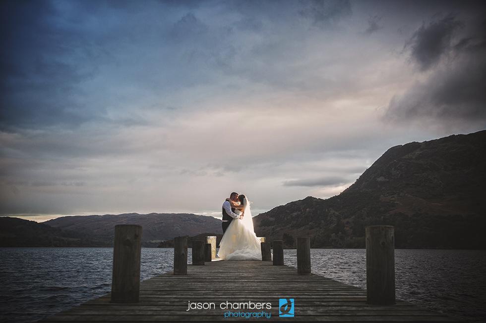 Wedding photographs captured in Cumbria