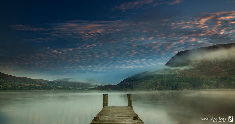 Ullswater Jetty - Landscape Photographs